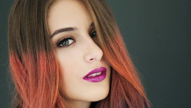 How To Dip Dye Your Hair At Home The Skincare Edit