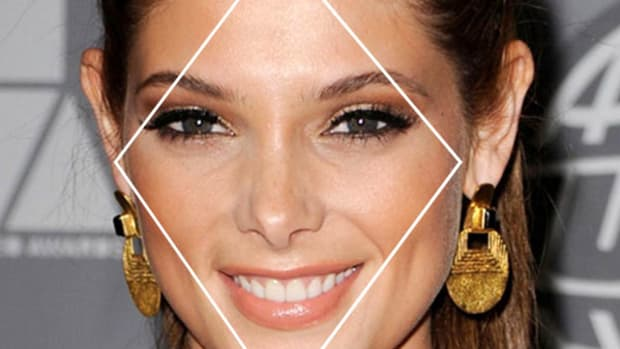 0ab6d0fbe1b How to Figure Out Your Face Shape in 4 Steps - The Skincare Edit