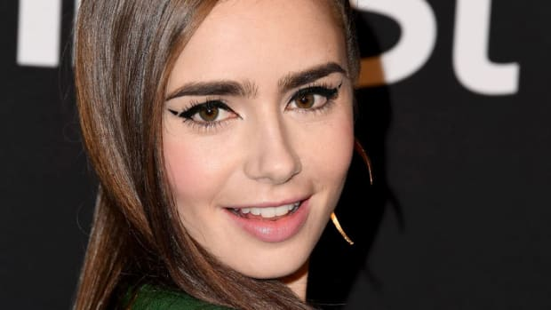 Lily Collins, InStyle Awards, 2018
