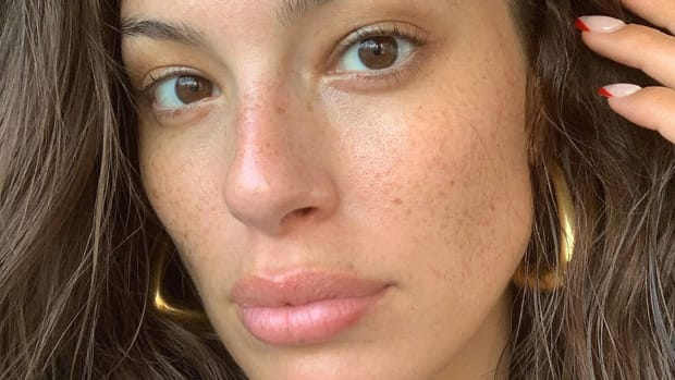 Ashley Graham skincare routine