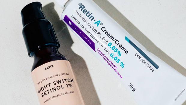 Retinoid vs retinol