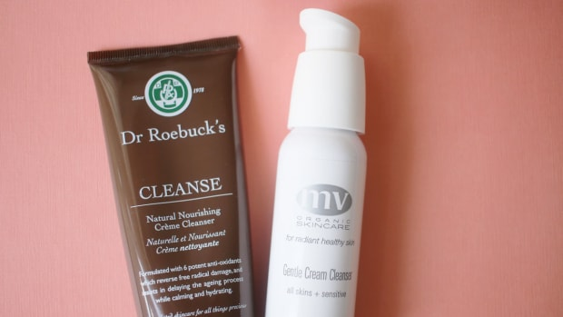 How to use a cream cleanser