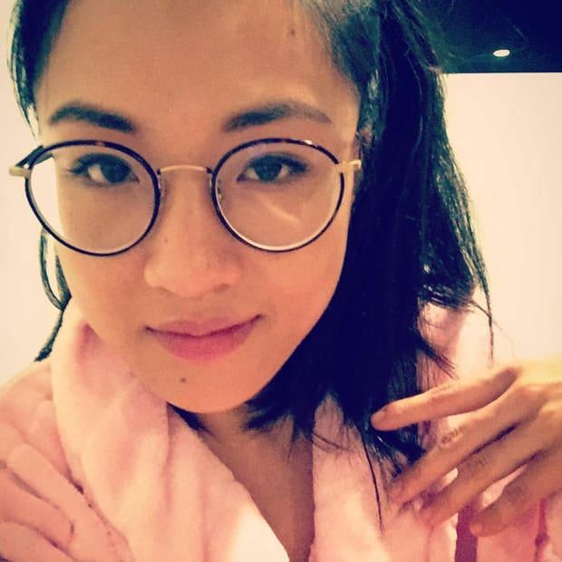 Constance Wu skincare routine