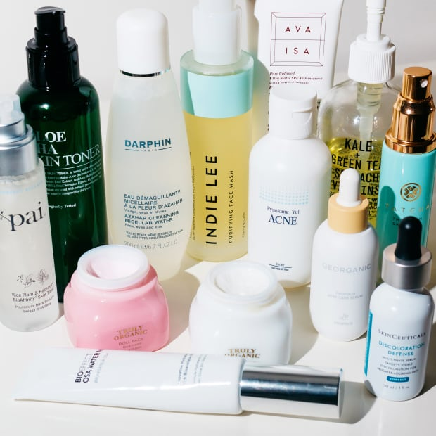 Skincare routine summer 2019