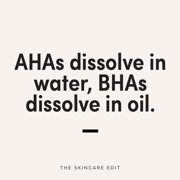AHA BHA dissolve