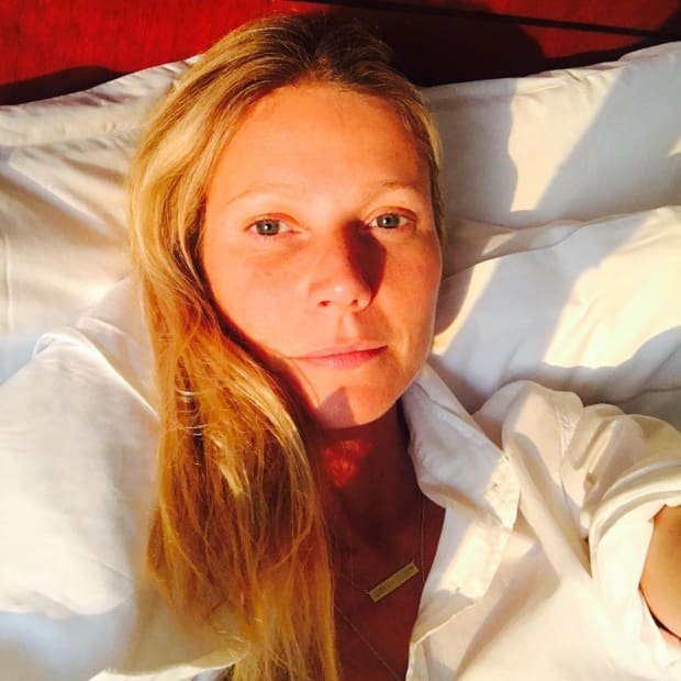 Gwyneth Paltrow skincare routine