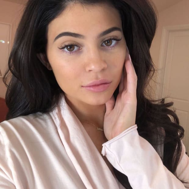 Kylie Jenner skincare routine