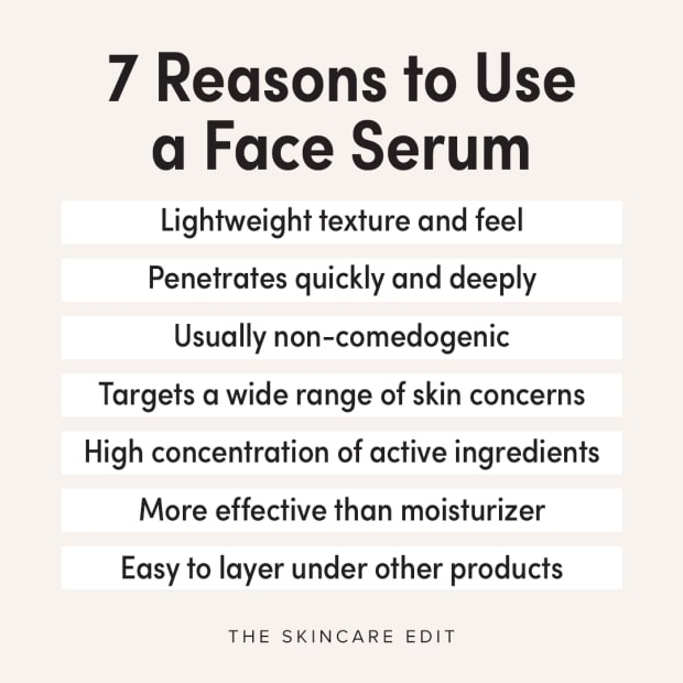 7 reasons to use a face serum
