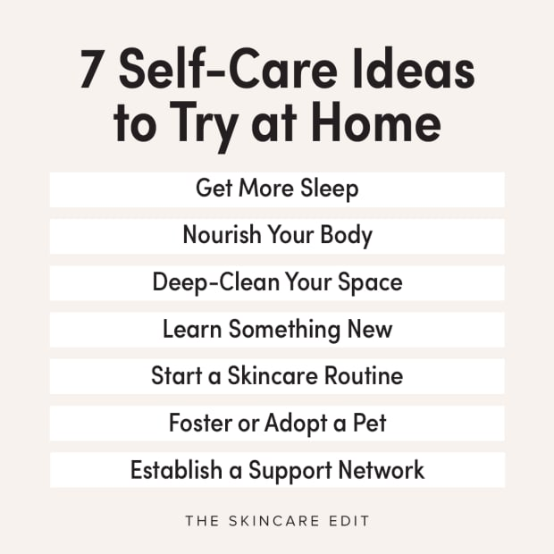 7 self-care ideas to try at home