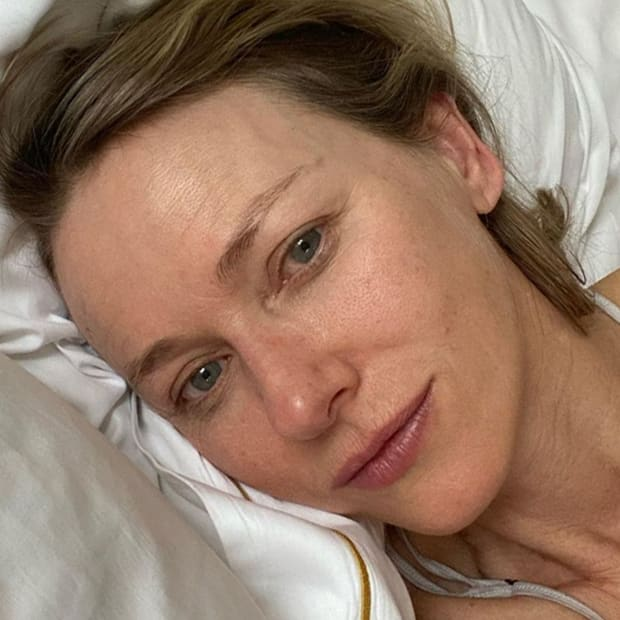 Naomi Watts skincare routine