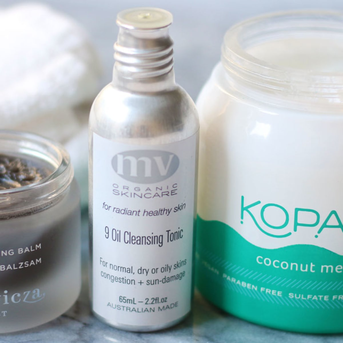 Oil Cleansing Method Tutorial: How to