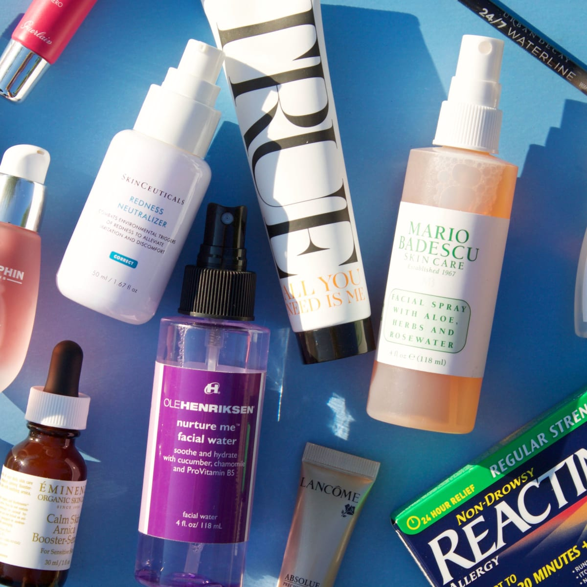 Beauty Products For Allergy Season