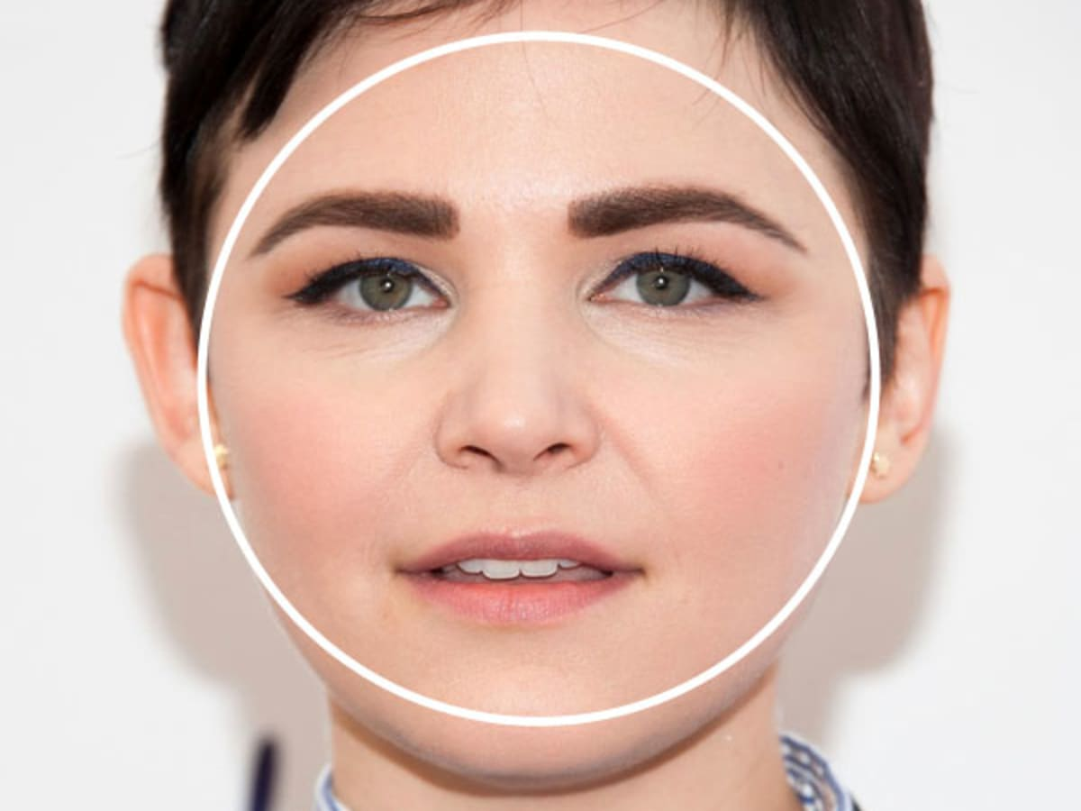 The Best And Worst Bangs For Round Face Shapes The Skincare Edit