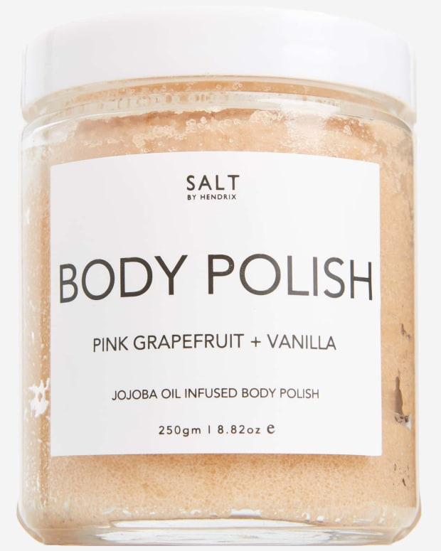 Salt by Hendrix Pink Grapefruit Vanilla Body Polish