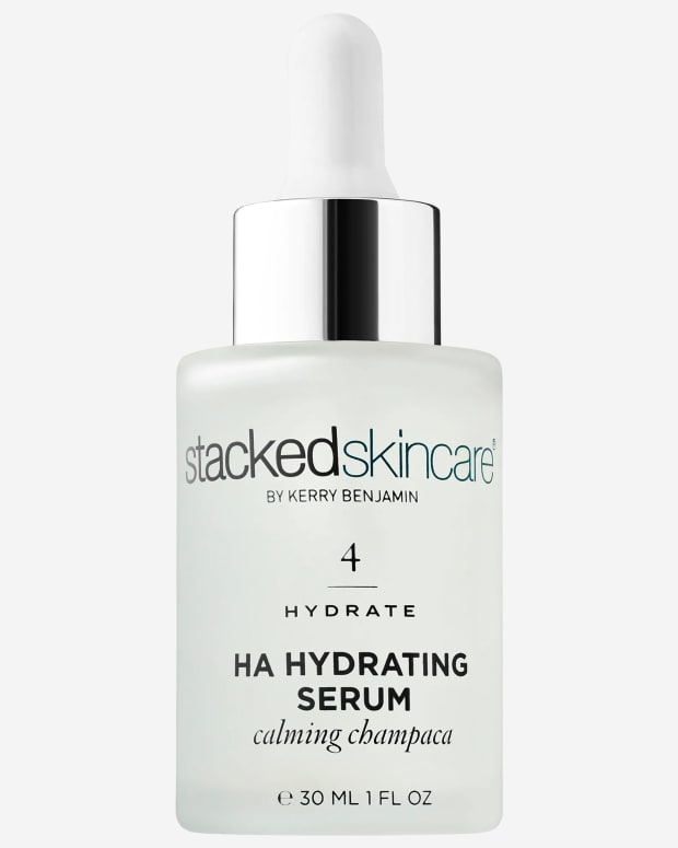 StackedSkincare Hyaluronic Acid Champaca Hydrating Serum