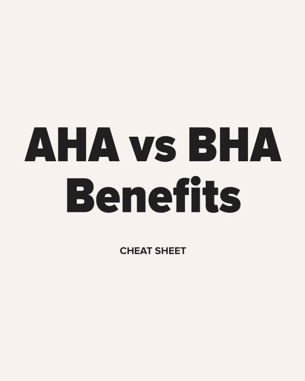 AHA vs BHA Benefits Cheat Sheet