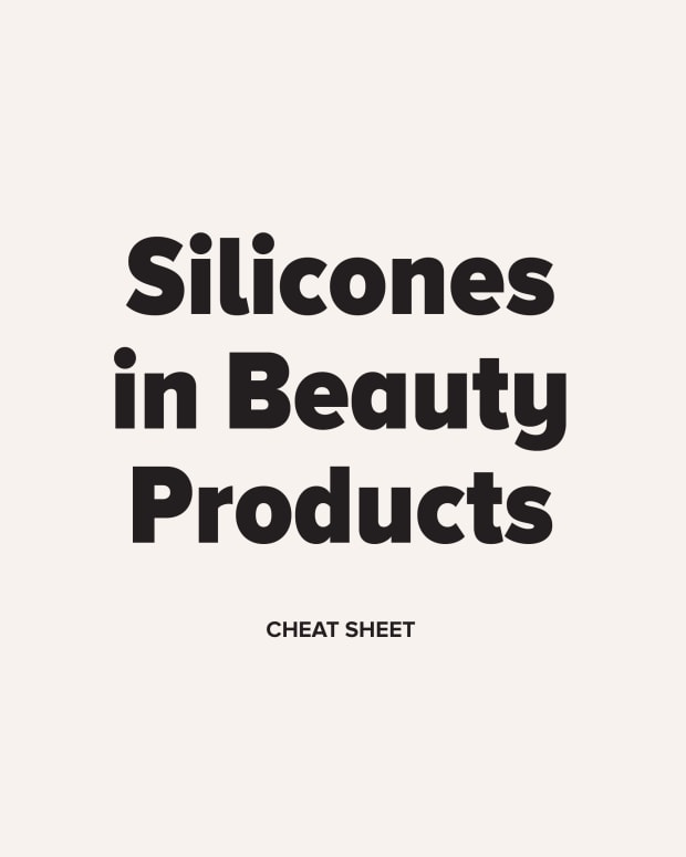 Silicones in Beauty Products Cheat Sheet