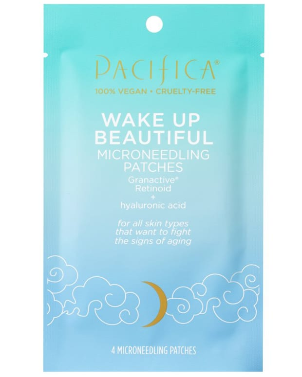 Pacifica Wake Up Beautiful Microneedling Patches