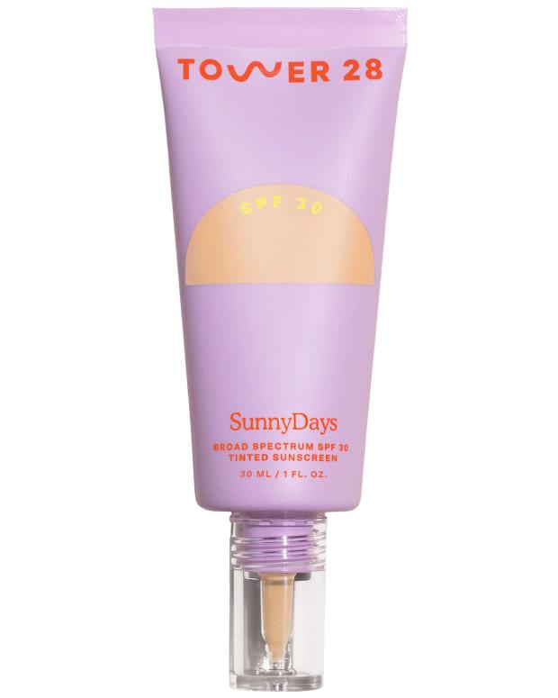 Tower 28 SunnyDays SPF 30 Tinted Sunscreen Foundation
