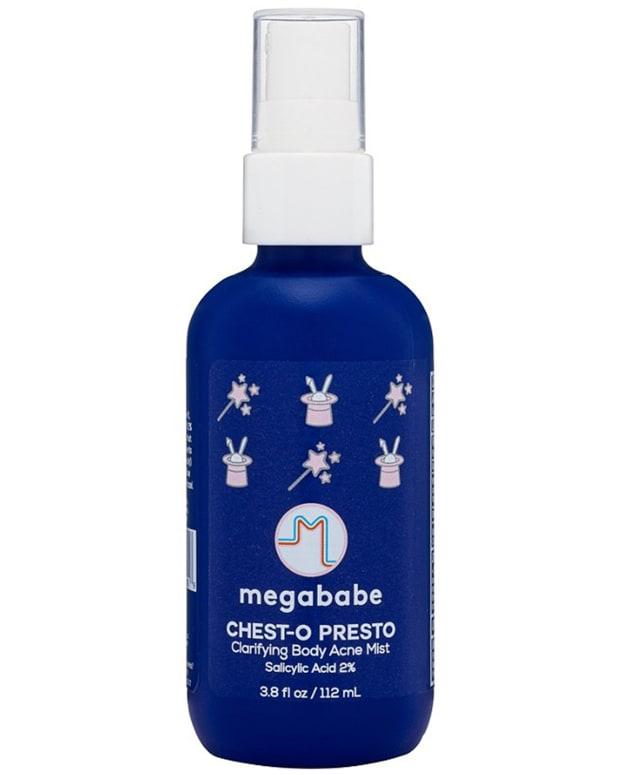 Megababe Chest-o Presto Clarifying Body Acne Mist
