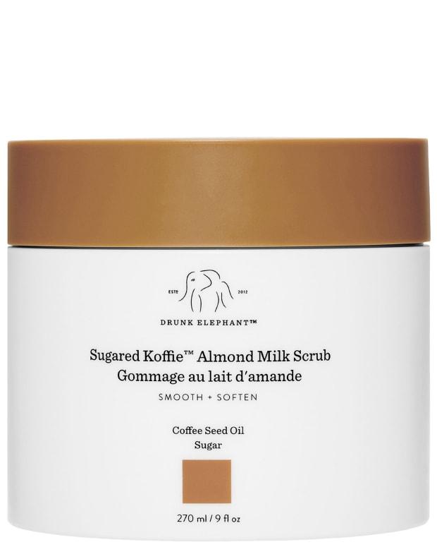 Drunk Elephant Sugared Koffie Almond Milk Scrub