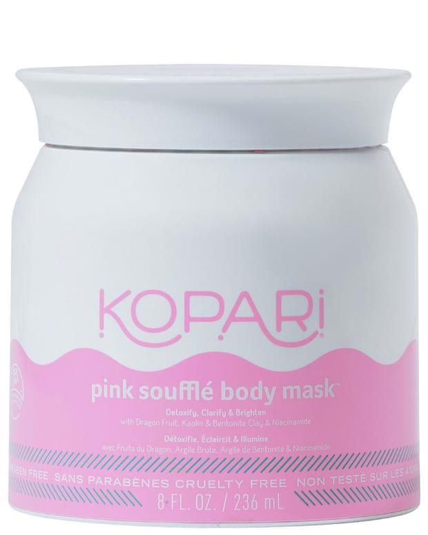 Kopari Pink Souffle Body Mask