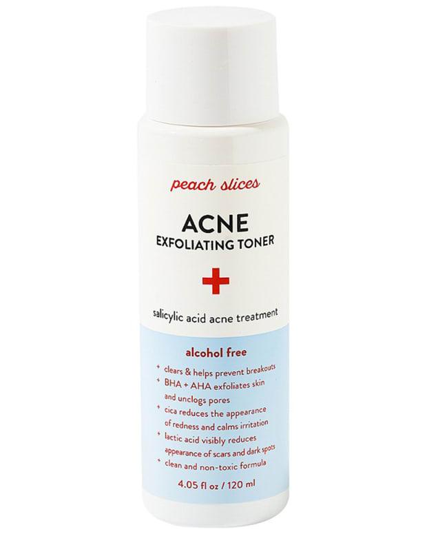 Peach Slices Acne Exfoliating Toner