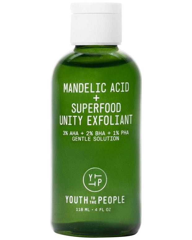 Youth To The People Mandelic Acid Superfood Unity Exfoliant
