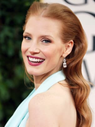 Jessica-Chastain-Golden-Globe-Awards-2013