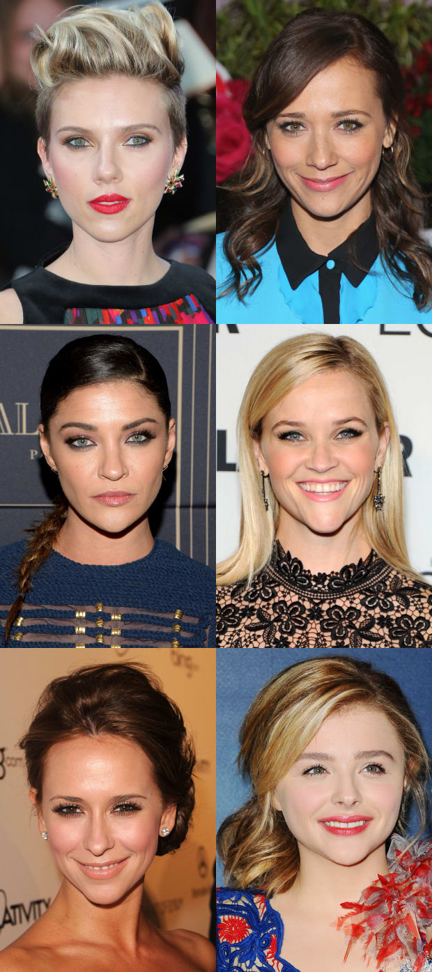 how to figure out your face shape in 4 steps - the skincare edit
