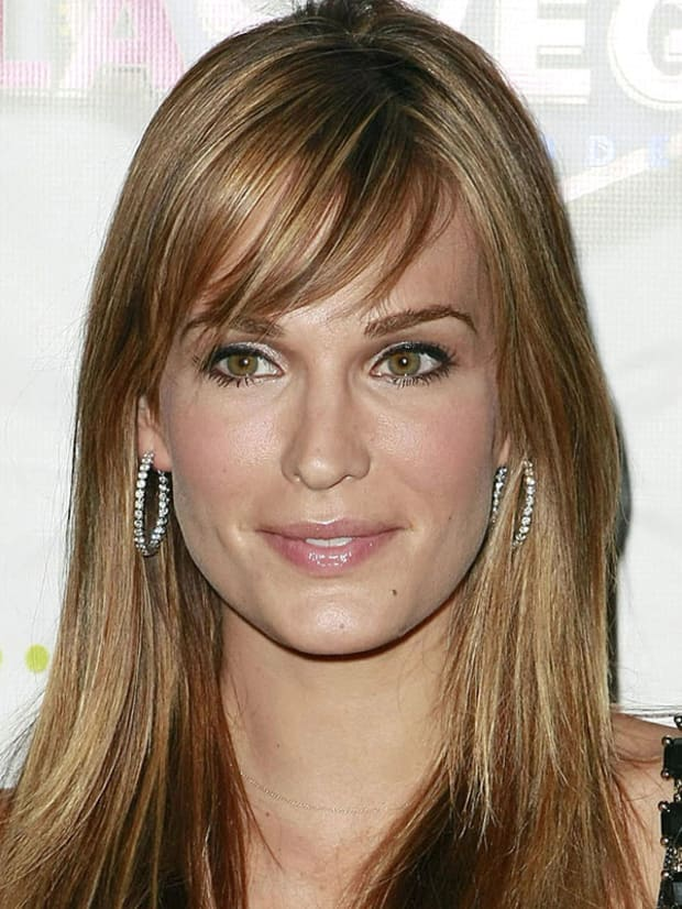 Enjoyable The Best And Worst Bangs For Long Face Shapes The Skincare Edit Natural Hairstyles Runnerswayorg