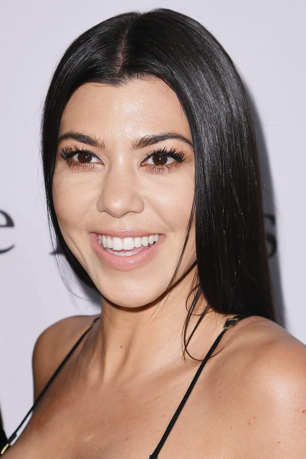 Kourtney Kardashian Before and After: From 1995 to 2018 - The