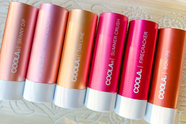 Reviewed: COOLA Mineral Liplux, the Tinted Lip Balm with Sunscreen You'll Wear All Summer Long