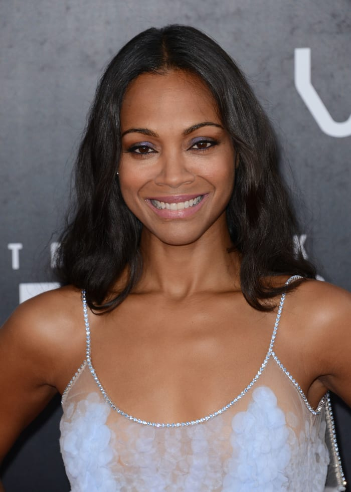 Normall sex zoe saldana cum facial tight