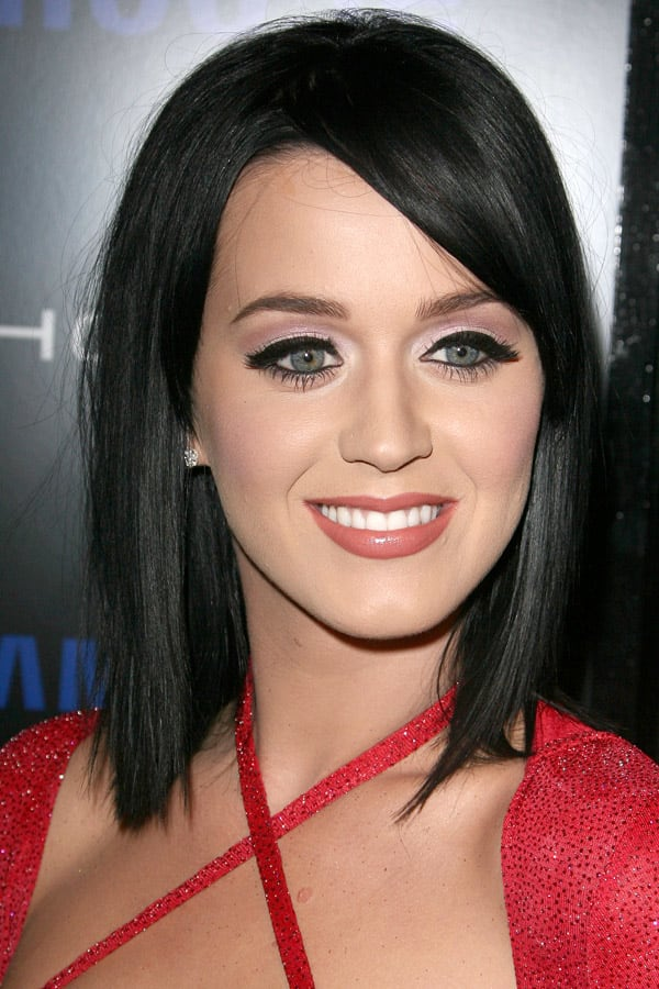 katy perrys 10 best hair and makeup looks the skincare edit