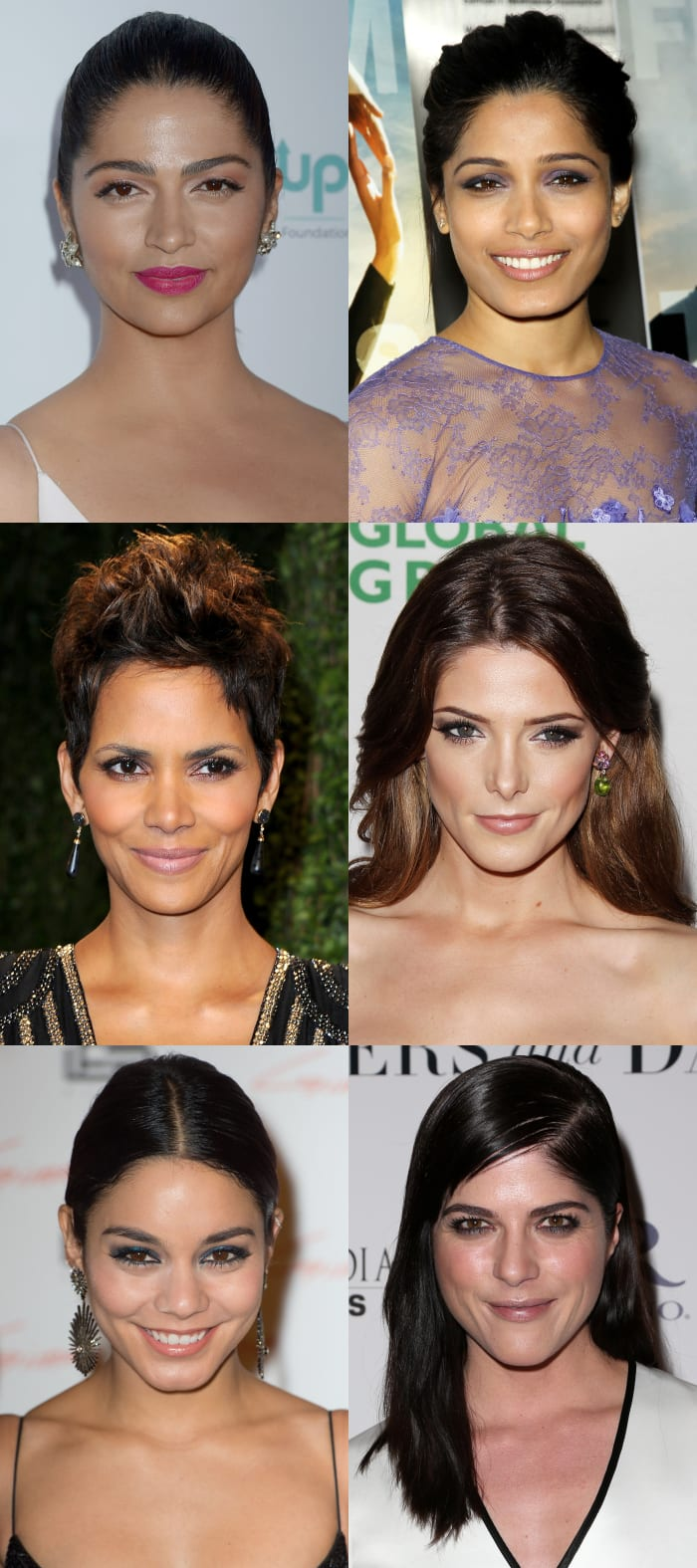20 of the Best Haircuts for Every Face Shape | Who What Wear