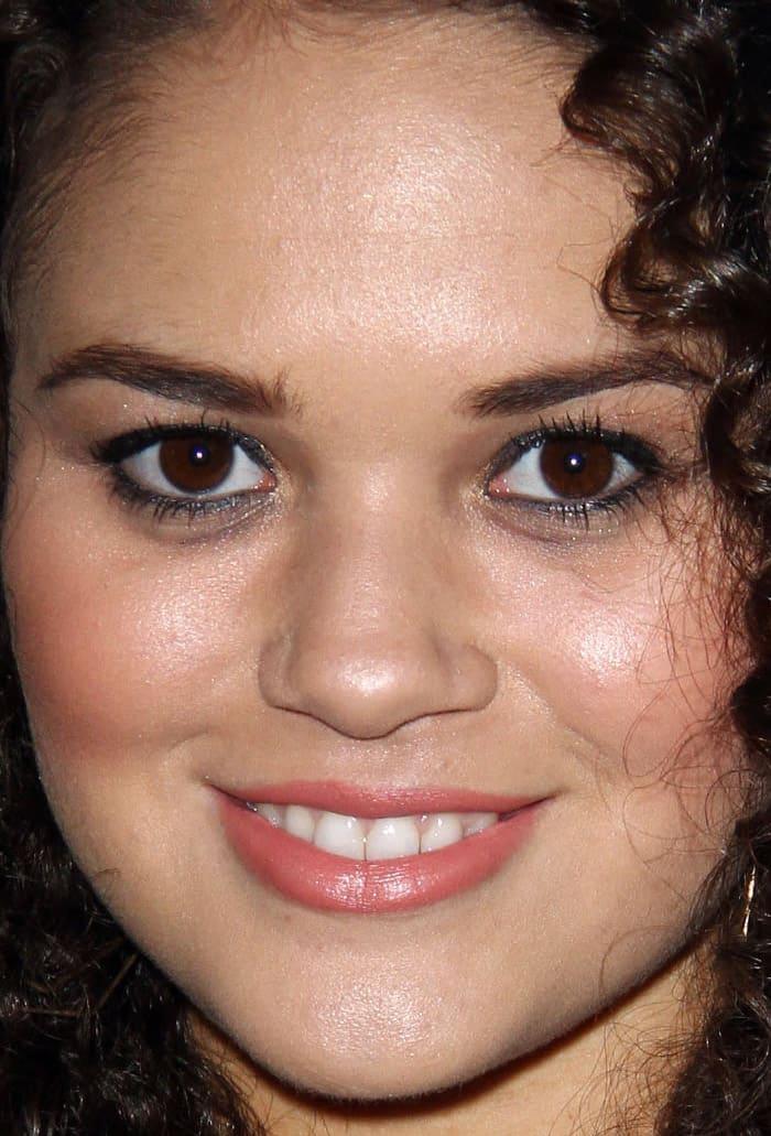 Best Celebrity Makeup Looks And Hairstyles Pink Eyeshadow
