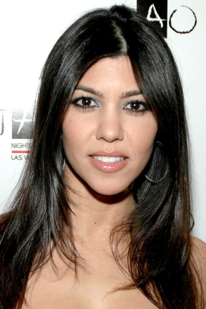 Kourtney Kardashian Before And After From 1995 To 2018