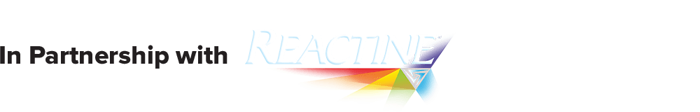 In Partnership with Reactine