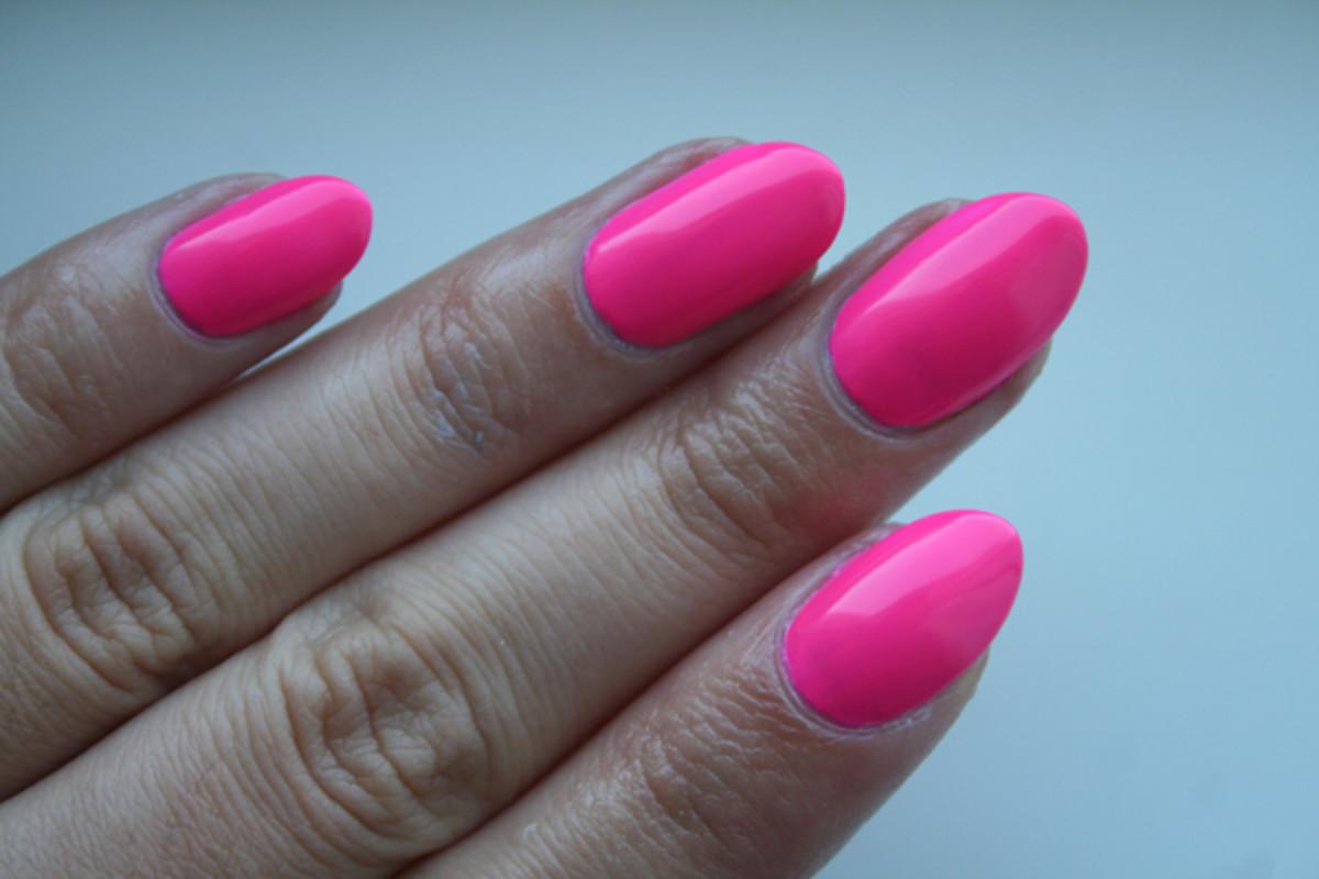 Opi Neon Gel Nail Polish- HireAbility