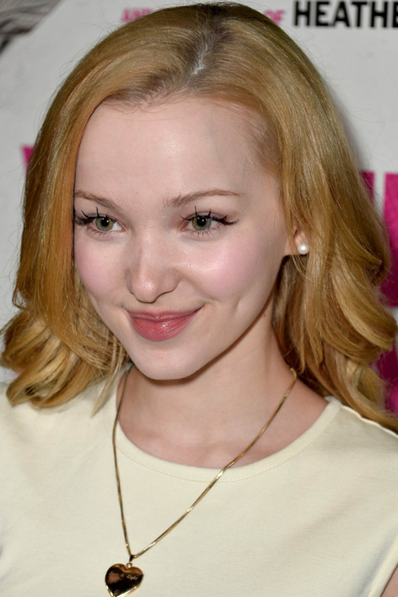 Dove Cameron Before And After The Skincare Edit