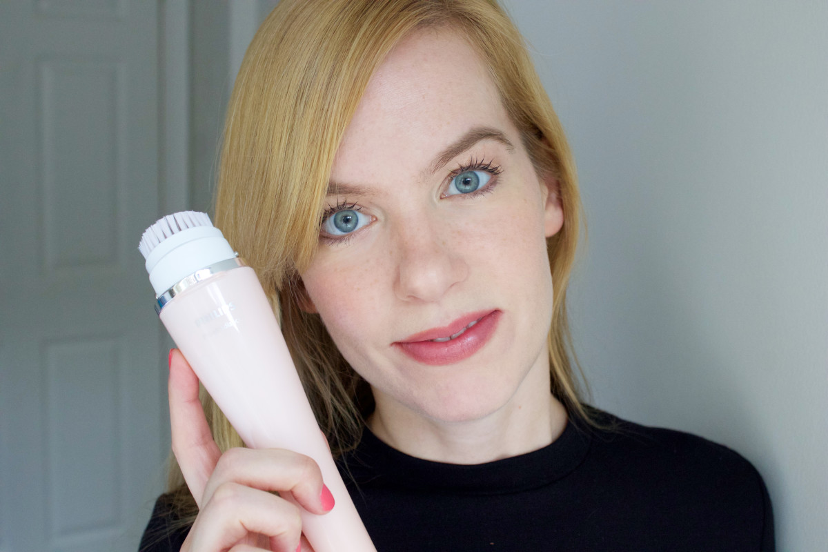 I Tested A Cleansing Brush For 30 Days And Here S What Happened The Skincare Edit