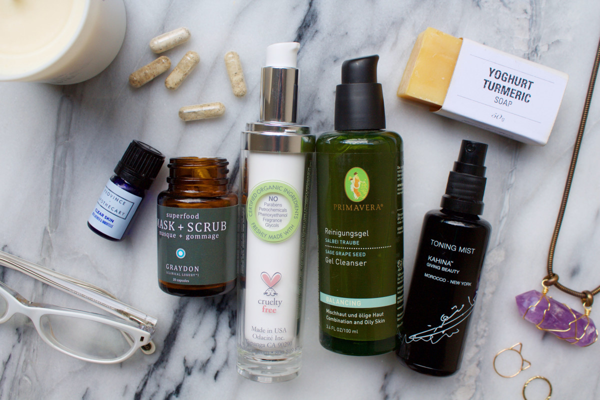 Organic Beauty Products >> 6 Of The Best Natural And Organic Skincare Products From