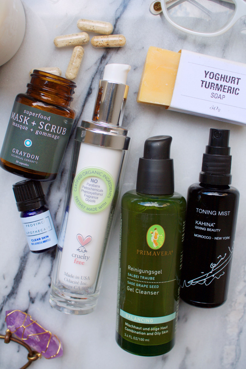 the best organic skin care