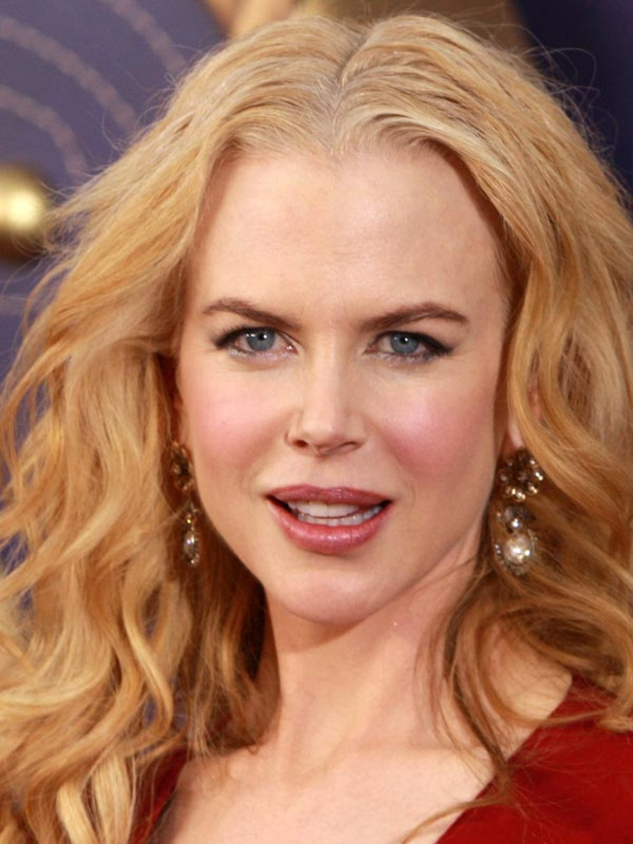 Nicole Kidman Before And After The Skincare Edit
