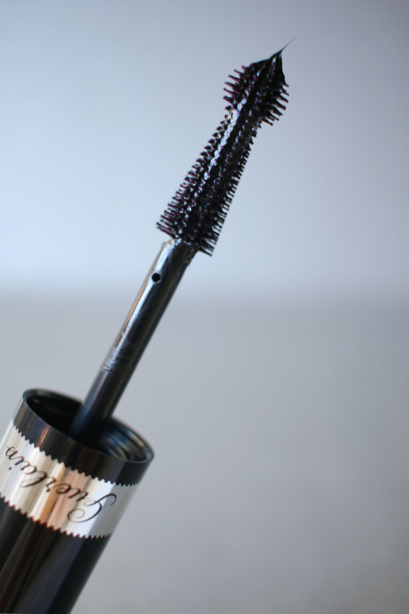 Guerlain La Petite Robe Noir Black Lashdress Mascara wand.