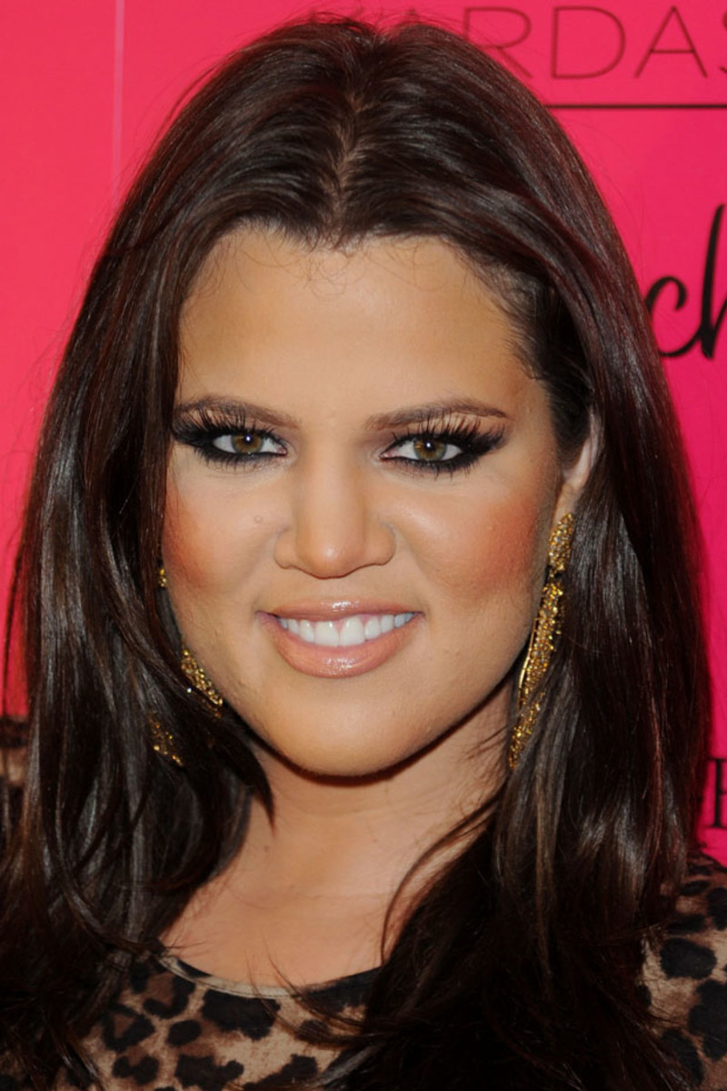 Khloé Kardashian, Before and After - The Skincare Edit