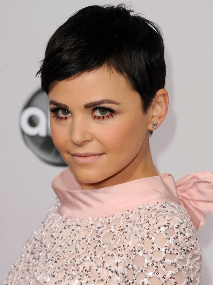 Ginnifer Goodwin - American Music Awards 2012