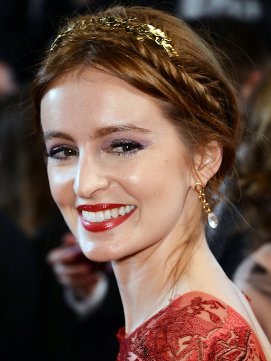 Ahna O'Reilly - As I Lay Dying premiere, Cannes 2013