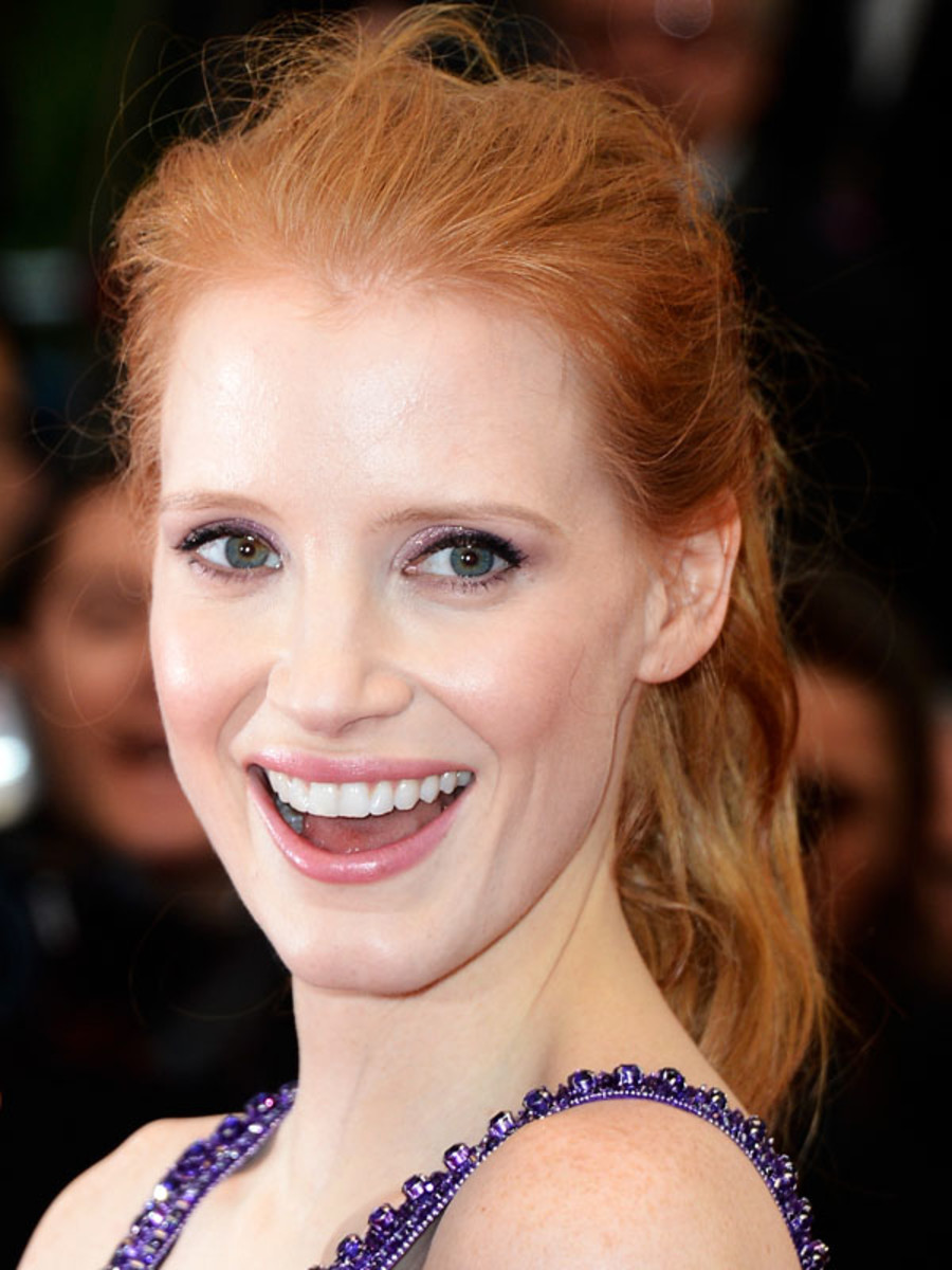 Jessica Chastain - All Is Lost premiere, Cannes 2013